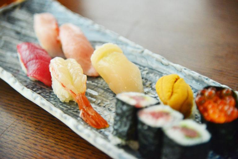 【ゆう寿司バイパス店】三千円相当お食事券