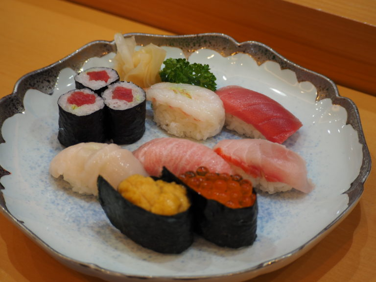 【ゆう寿司バイパス店】六千円相当お食事券